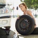 Как не порвать шину на плохой дороге