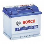 Bosch S4 Silver