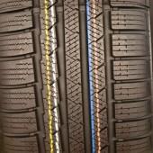 Что означают цветные полосы на шине?