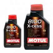Синтетические масла MOTUL 5W40